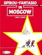 Spirou & Fantasio Vol. 6: Spirou & Fantasio in Moscow
