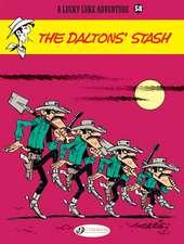 Lucky Luke Vol. 58: The Dalton's Stash