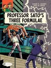 Blake & Mortimer Vol. 23: Professor Sato's Three Formulae - Part 2