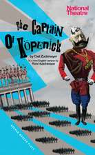 The Captain of Kopenick:  A Biography of Jonathan Miller