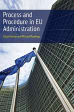 Process and Procedure in EU Administration