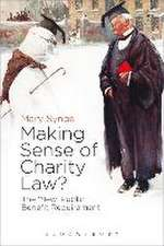 The 'New' Public Benefit Requirement: Making Sense of Charity Law?