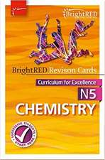 National 5 Chemistry Revision Cards