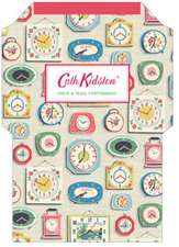 Cath Kidston Clocks Fold and Mail