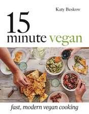 15-Minute Vegan