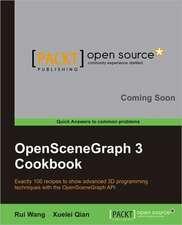 Openscenegraph 3 Cookbook