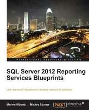 SQL Server 2012 Reporting Services Blueprints