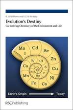 Evolution's Destiny:  Co-Evolving Chemistry of the Environment and Life