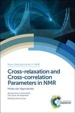 Cross-Relaxation and Cross-Correlation Parameters in NMR