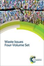 Waste Issues:  Four-Volume Set