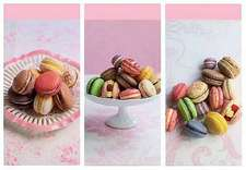 Macarons Memo Pads