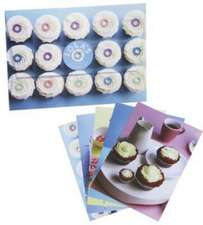 Lolas Cupcakes Writing Set (New Format):  Naturally Vibrant Recipes for Breakfast, Snacks, Mains & Desserts
