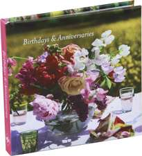 Selina Lake Outdoor Living Birthday Book