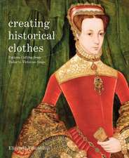 Creating Historical Clothes