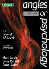 Angles on Psychology: AS Student Book (3rd Edition) for Edexcel
