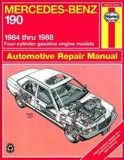 Mercedes-Benz 190, 1984-1988