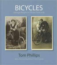Bicycles: Vintage People on Photo Postcards