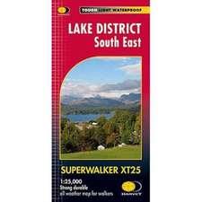 Lake District South East XT25