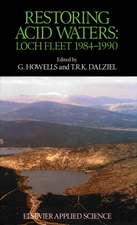 Restoring Acid Waters: Loch Fleet 1984–1990: Loch Fleet 1984-1990