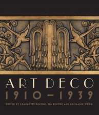 Art Deco 1910-1939:  Pleasure & Pain