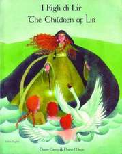 The Children of Lir in Italian and English