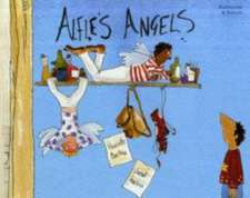 Alfie's Angels in Portuguese and English