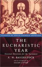 The Eucbaristic Year
