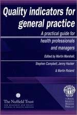 Quality Indicators for General Practice