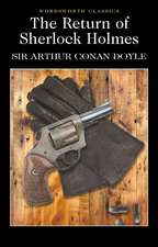 The Return of Sherlock Holmes:  Pocketbook