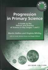 Progression in Primary Science - Second Edition