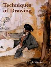 Techniques of Drawing from the 15th to 19th Centuries