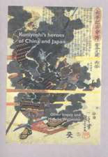 Kuniyoshi's Heroes of China & Japan (Warrior)