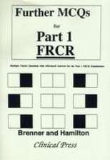 Further MCQs for Part 1 FRCR