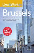 Live & Work in Brussels