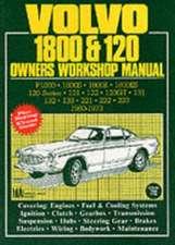 Volvo 1800-120 Wsm:  1977-1990