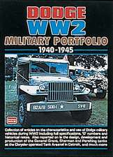 Dodge WW2 Military Portfolio 1940-1945:  Restoration Portfolio