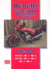 Benelli 750/900 1973-1989 Performance Portfolio:  Morgan 4/4 Series 1 to 5, 1600 & Plus 4s