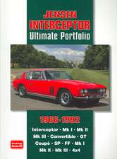 Jensen Interceptor Ultimate Portfolio 1966-1992