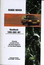 Range Rover Handbook 1995-2001 My
