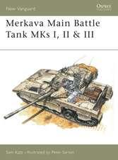 Merkava Main Battle Tank MKS I, II & III:  North Africa & Balkans