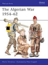 The Algerian War 1954–62
