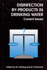 Disinfection By-Products in Drinking Water: Current Issues