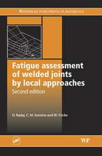 Fatigue Assessment of Welded Joints by Local Approaches