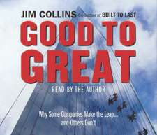 Collins, J: Good to Great/5 CDs