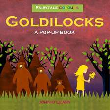 Fairytale Colours:  A Pop-Up Book
