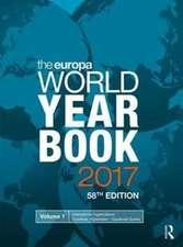 Europa World Year Book 2017