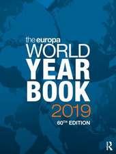 Europa World Year Book 2019