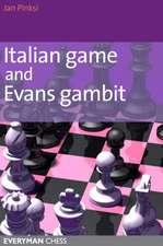 Italian Game & Evans Gambit:  Tactical Genius