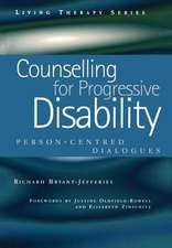 Counselling for Progressive Disability