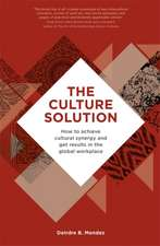 Culture Solution